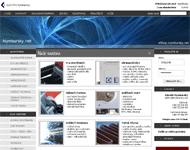 Náhled webu - Nymbursky.net